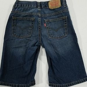 Levi's Bottoms - Levi's Boy's 505 Regular Jean Shorts 10